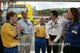 18.07.2004 Spa, Belgium, Sunday 18 July 2004,