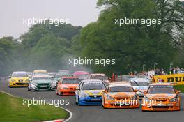 14.05.2006 Little Budworth, England, 