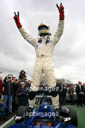 17.04.2006 Little Budworth, England, 