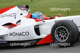 02.10.2008, Snetterton, England