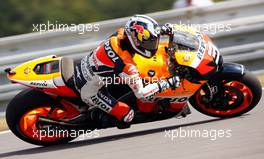 16.08.2009 Brno, Czech Republic,  Dani Pedrosa (ESP), Repsol Honda Team - MotoGP World Championship, Rd. 11, CARDION AB GRAND PRIX CESKE REPUBLIKY