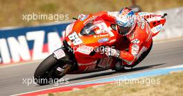 16.08.2009 Brno, Czech Republic,  Nicky Hayden (USA), Ducati Team - MotoGP World Championship, Rd. 11, CARDION AB GRAND PRIX CESKE REPUBLIKY