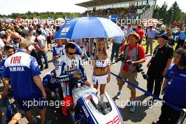 16.08.2009 Brno, Czech Republic,  Jorge Lorenzo (ESP), Fiat Yamaha Team - MotoGP World Championship, Rd. 11, CARDION AB GRAND PRIX CESKE REPUBLIKY
