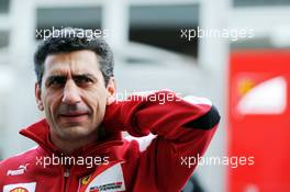 Andrea Stella (ITA) Ferrari Race Engineer. 14.11.2013. Formula 1 World Championship, Rd 18, United States Grand Prix, Austin, Texas, USA, Preparation Day.