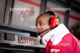 Jock Clear (GBR) Ferrari Engineering Director. 25.02.2016. Formula One Testing, Day Four, Barcelona, Spain. Thursday.