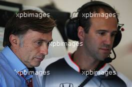 Jost Capito (GER) McLaren Chief Executive Officer. 27.08.2016. Formula 1 World Championship, Rd 13, Belgian Grand Prix, Spa Francorchamps, Belgium, Qualifying Day.