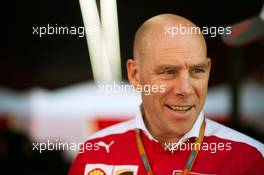 Jock Clear (GBR) Ferrari Engineering Director. 22.07.2016. Formula 1 World Championship, Rd 11, Hungarian Grand Prix, Budapest, Hungary, Practice Day.