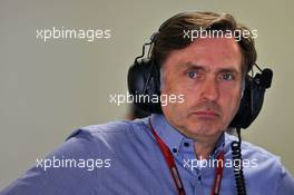 Jost Capito (GER) McLaren Chief Executive Officer. 07.10.2016. Formula 1 World Championship, Rd 17, Japanese Grand Prix, Suzuka, Japan, Practice Day.