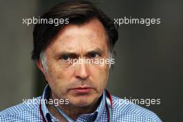 Jost Capito (GER) McLaren Chief Executive Officer. 09.10.2016. Formula 1 World Championship, Rd 17, Japanese Grand Prix, Suzuka, Japan, Race Day.