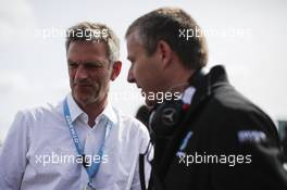 James Allison (GBR) Mercedes AMG F1 Technical Director on the grid. 20.08.2017, DTM Round 6, Circuit Zandvoort, Netherlands, Sunday.
