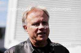Gene Haas (USA) Haas Automotion President. 02.03.2017. Formula One Testing, Day Four, Barcelona, Spain. Thursday.