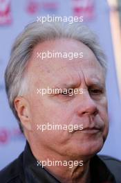 Gene Haas (USA) Haas Automotion President. 01.03.2017. Formula One Testing, Day Three, Barcelona, Spain. Wednesday.