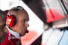 Jock Clear (GBR) Ferrari Engineering Director. 09.03.2017. Formula One Testing, Day Three, Barcelona, Spain. Thursday.