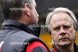 Gene Haas (USA) Haas Automotion President. 22.10.2017. Formula 1 World Championship, Rd 17, United States Grand Prix, Austin, Texas, USA, Race Day.