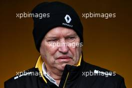 Jerome Stoll (FRA) Renault Sport F1 President. 27.02.2018. Formula One Testing, Day Two, Barcelona, Spain. Tuesday.