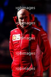 Jock Clear (GBR) Ferrari Engineering Director. 06.03.2018. Formula One Testing, Day One, Barcelona, Spain. Tuesday.