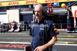 Adrian Newey (GBR) Red Bull Racing Chief Technical Officer. 22.06.2018. Formula 1 World Championship, Rd 8, French Grand Prix, Paul Ricard, France, Practice Day.