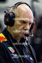 Adrian Newey (GBR) Red Bull Racing Chief Technical Officer. 14.09.2018. Formula 1 World Championship, Rd 15, Singapore Grand Prix, Marina Bay Street Circuit, Singapore, Practice Day.