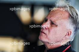 Gene Haas (USA) Haas Automotion President. 21.02.2019. Formula One Testing, Day Four, Barcelona, Spain. Thursday.
