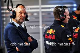 Adrian Newey (GBR) Red Bull Racing Chief Technical Officer. 20.02.2019. Formula One Testing, Day Three, Barcelona, Spain. Wednesday.