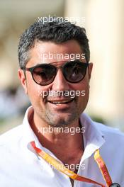 Michael Masi (AUS) FIA Race Director. 31.03.2019. Formula 1 World Championship, Rd 2, Bahrain Grand Prix, Sakhir, Bahrain, Race Day.