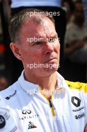 Alan Permane (GBR) Renault F1 Team Trackside Operations Director. 23.06.2019. Formula 1 World Championship, Rd 8, French Grand Prix, Paul Ricard, France, Race Day.