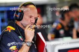 Adrian Newey (GBR) Red Bull Racing Chief Technical Officer. 06.09.2019. Formula 1 World Championship, Rd 14, Italian Grand Prix, Monza, Italy, Practice Day.
