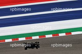 Romain Grosjean (FRA) Haas F1 Team VF-19. 01.11.2019. Formula 1 World Championship, Rd 19, United States Grand Prix, Austin, Texas, USA, Practice Day.