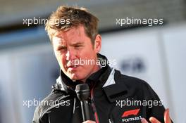 Rob Smedley (GBR) F1 Expert Technical Consultant. 01.11.2019. Formula 1 World Championship, Rd 19, United States Grand Prix, Austin, Texas, USA, Practice Day.