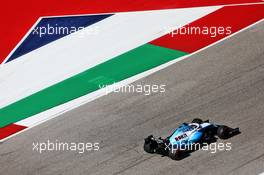 Nicholas Latifi (CDN) Williams Racing FW42 Test and Development Driver. 01.11.2019. Formula 1 World Championship, Rd 19, United States Grand Prix, Austin, Texas, USA, Practice Day.