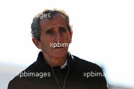 Alain Prost (FRA) Renault F1 Team Special Advisor. 01.11.2019. Formula 1 World Championship, Rd 19, United States Grand Prix, Austin, Texas, USA, Practice Day.