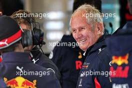 Dr Helmut Marko (AUT) Red Bull Motorsport Consultant.                                01.11.2019. Formula 1 World Championship, Rd 19, United States Grand Prix, Austin, Texas, USA, Practice Day.
