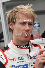 Brendon Hartley (NZL) Toyota Gazoo Racing.