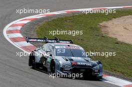 Jamie Green (GBR) (Audi Sport Team Rosberg)   11.09.2020, DTM Round 5, Nürburgring GP, Germany, Friday.