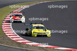 Timo Glock (GER) (BMW Team RMR)   12.09.2020, DTM Round 5, Nürburgring GP, Germany, Saturday.