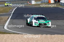 Nico Müller (SUI) (Audi Sport Team Abt Sportsline)  12.09.2020, DTM Round 5, Nürburgring GP, Germany, Saturday.