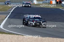 Ferdinand von Habsburg (AUS) (WRT Team Audi Sport) 12.09.2020, DTM Round 5, Nürburgring GP, Germany, Saturday.