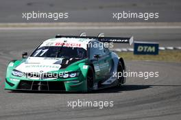 Marco Wittmann (GER) (BMW Team RMG) 13.09.2020, DTM Round 5, Nürburgring GP, Germany, Sunday.