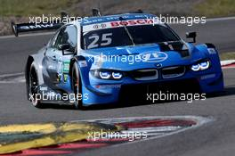 Philipp Eng (AUT) (BMW Team RBM)  18.09.2020, DTM Round 6, Nürburgring Sprint, Germany, Friday.