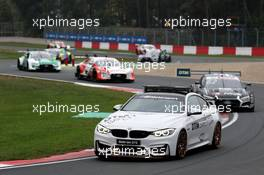 Safety-Car  18.10.2020, DTM Round 8, Zolder 2, Belgium, Sunday.