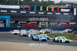 Start  18.10.2020, DTM Round 8, Zolder 2, Belgium, Sunday.