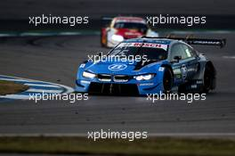 Philipp Eng (AUT) (BMW Team RBM)  06.11.2020, DTM Round 9, Hockenheim, Germany, Friday.