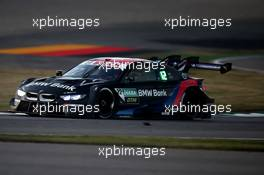 Lucas Auer (AUT) (BMW Team RMR)  06.11.2020, DTM Round 9, Hockenheim, Germany, Friday.