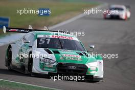 Nico Müller (SUI) (Audi Sport Team Abt Sportsline) 07.11.2020, DTM Round 9, Hockenheim, Germany, Saturday.