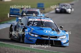 Philipp Eng (AUT) (BMW Team RBM)  07.11.2020, DTM Round 9, Hockenheim, Germany, Saturday.
