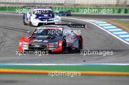 Loic Duval (FRA) (Audi Sport Team Phoenix)  07.11.2020, DTM Round 9, Hockenheim, Germany, Saturday.