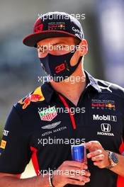 Max Verstappen (NLD) Red Bull Racing. 06.08.2020. Formula 1 World Championship, Rd 5, 70th Anniversary Grand Prix, Silverstone, England, Preparation Day.