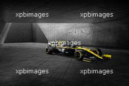 Renault F1 Team RS20 - livery reveal. 11.03.2020. Formula 1 World Championship, Rd 1, Australian Grand Prix, Albert Park, Melbourne, Australia, Preparation Day.