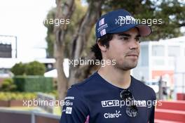 Lance Stroll (CDN) Racing Point F1 Team. 11.03.2020. Formula 1 World Championship, Rd 1, Australian Grand Prix, Albert Park, Melbourne, Australia, Preparation Day.