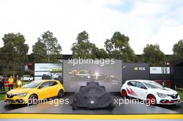 Renault F1 Team - livery reveal. Australian Grand Prix, Wednesday 11th March 2020. Albert Park, Melbourne, Australia. 11.03.2020. Formula 1 World Championship, Rd 1, Australian Grand Prix, Albert Park, Melbourne, Australia, Preparation Day.
